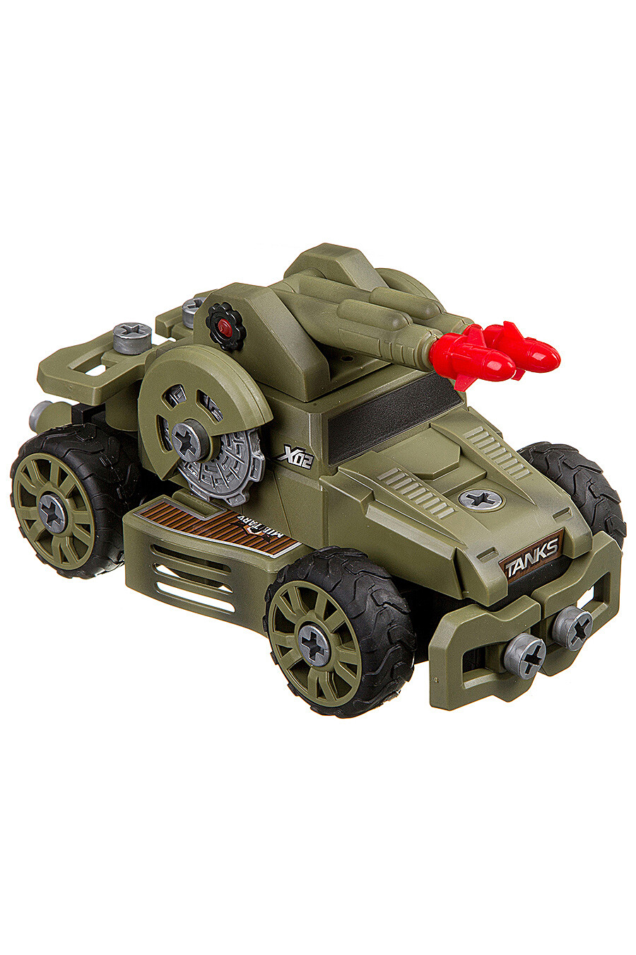 Конструктор для детей BONDIBON 157376 купить оптом от производителя. Совместная покупка игрушек в OptMoyo