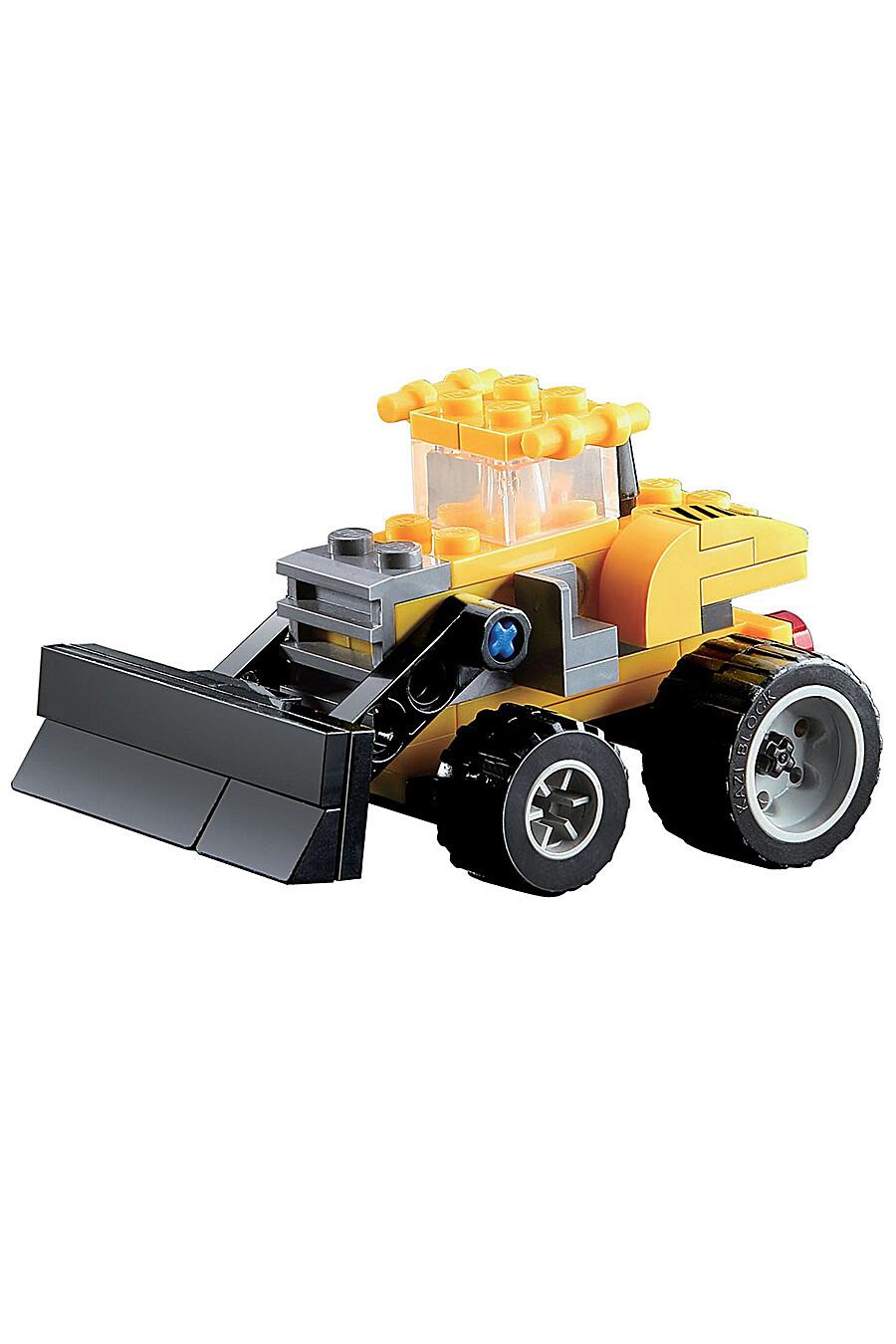 Конструктор для детей BONDIBON 157400 купить оптом от производителя. Совместная покупка игрушек в OptMoyo