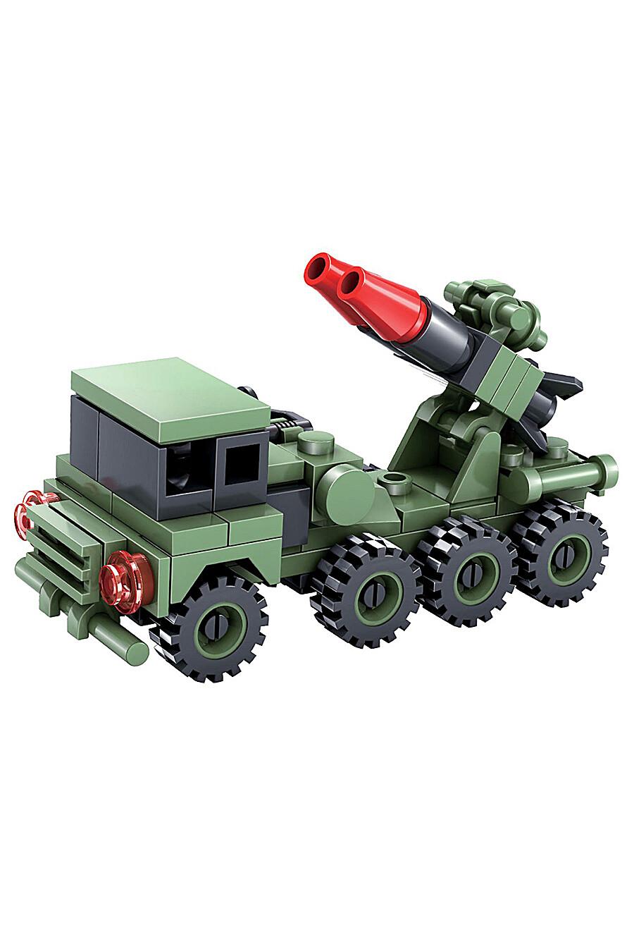 Конструктор для детей BONDIBON 157421 купить оптом от производителя. Совместная покупка игрушек в OptMoyo