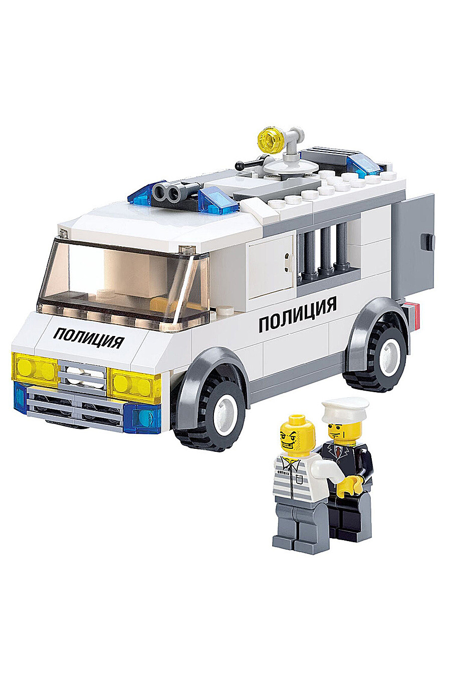 Конструктор для детей BONDIBON 157436 купить оптом от производителя. Совместная покупка игрушек в OptMoyo