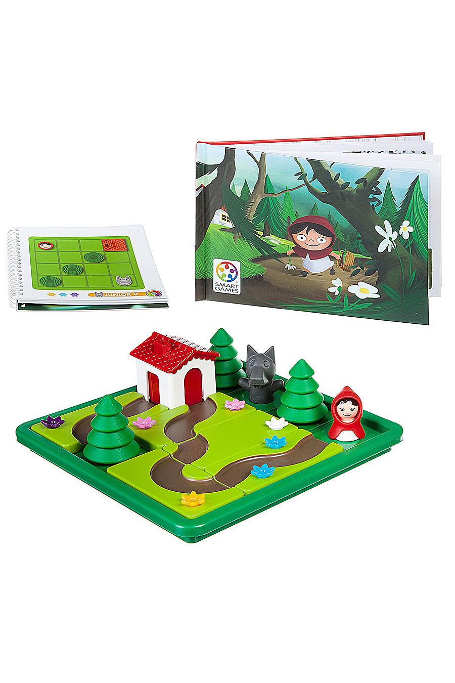 Логическая игра для детей BONDIBON 157469 купить оптом от производителя. Совместная покупка игрушек в OptMoyo