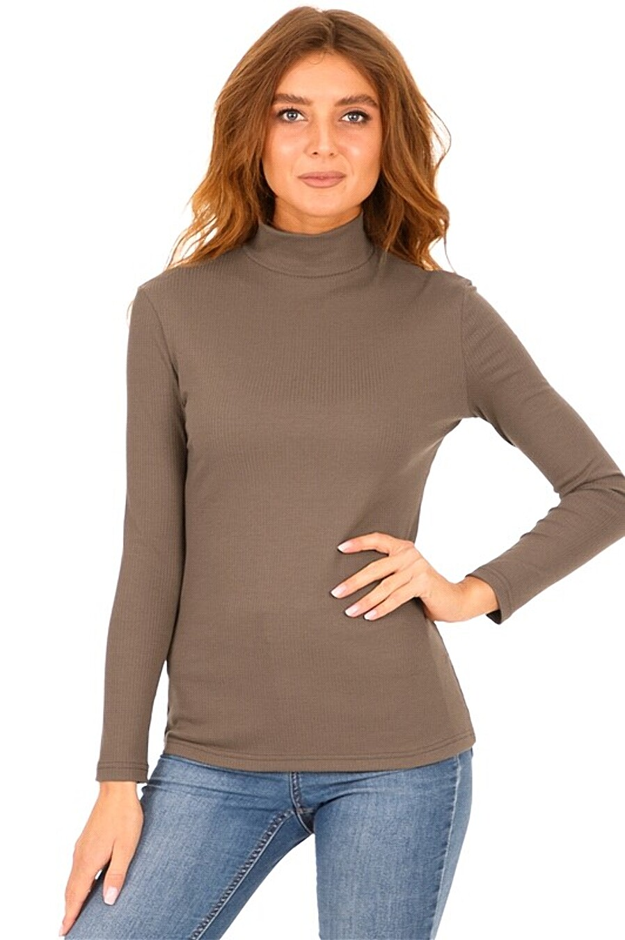 Водолазка для женщин Archi 158216 купить оптом от производителя. Совместная покупка женской одежды в OptMoyo