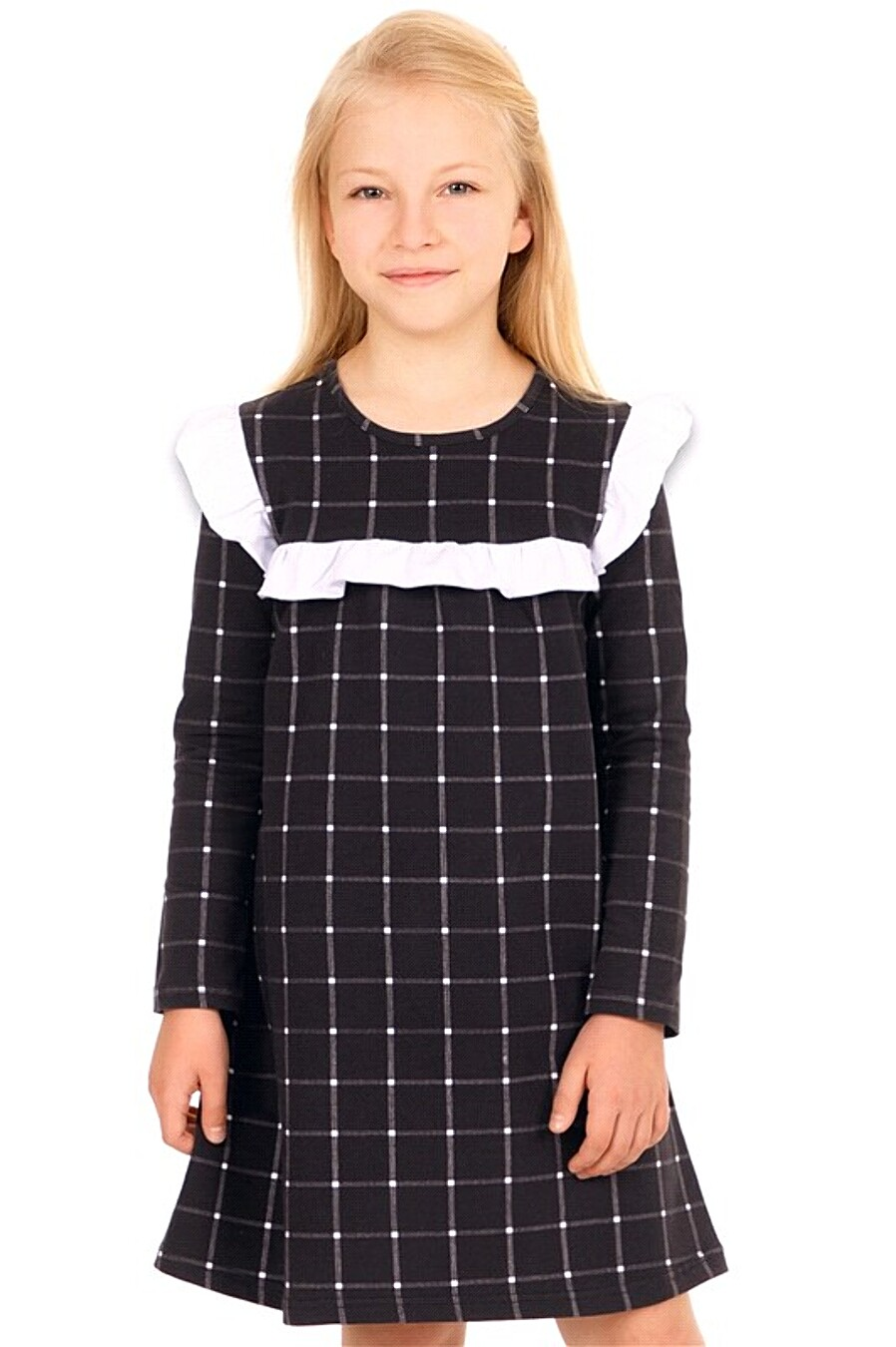 Платье для девочек Archi 158579 купить оптом от производителя. Совместная покупка детской одежды в OptMoyo