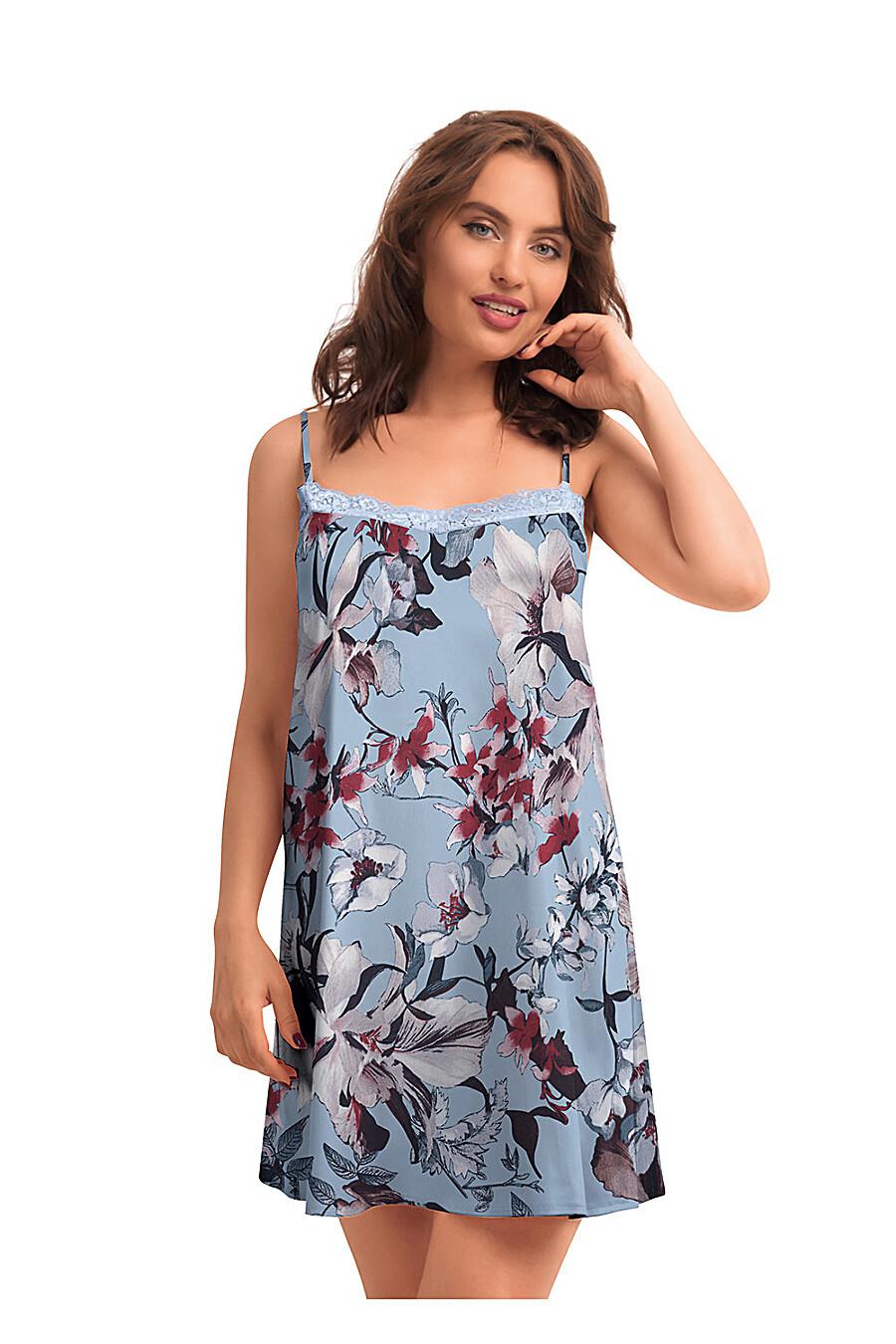 Сорочка для женщин CLEVER 158759 купить оптом от производителя. Совместная покупка женской одежды в OptMoyo