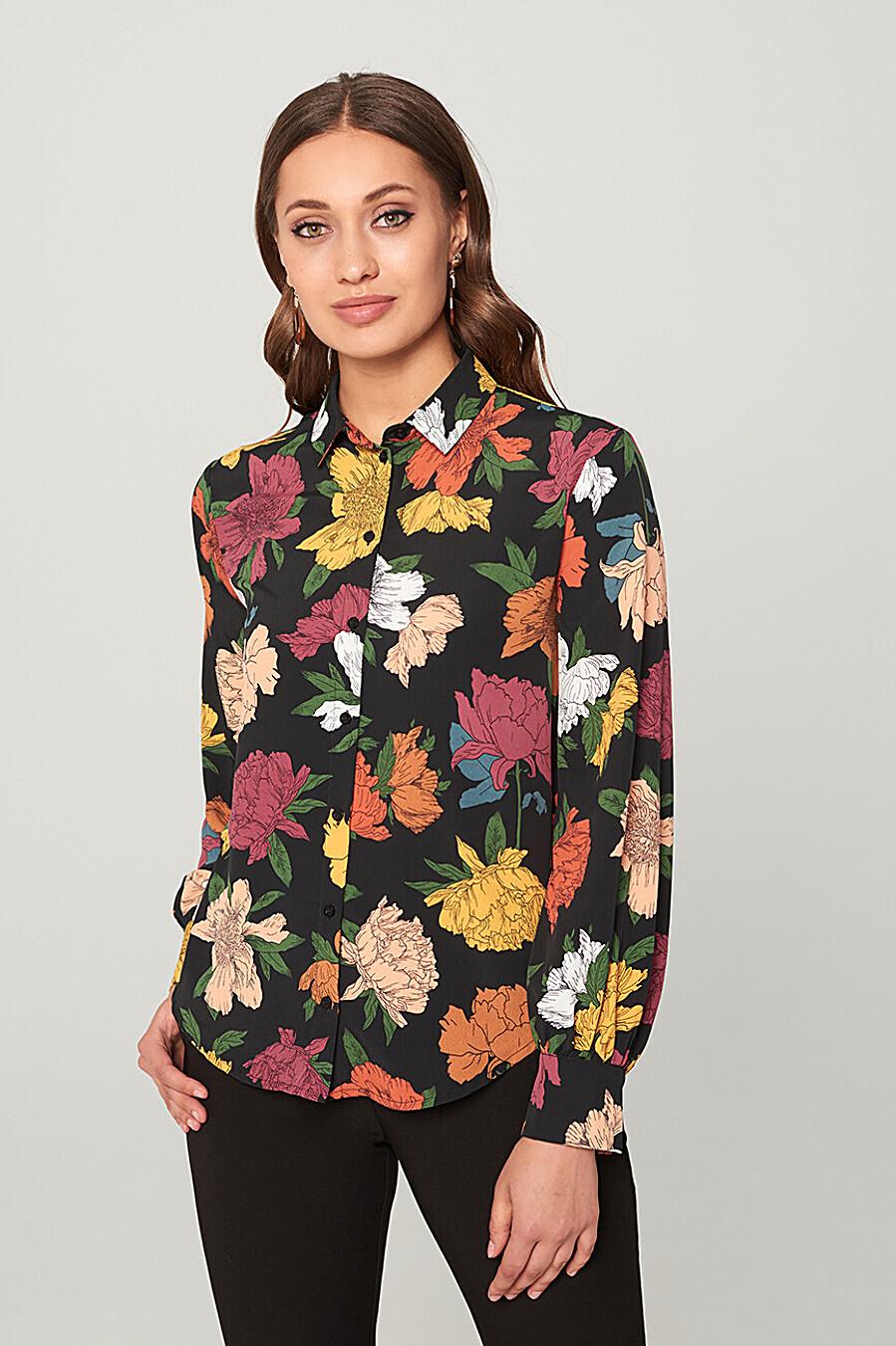Блуза для женщин VALKIRIA 158849 купить оптом от производителя. Совместная покупка женской одежды в OptMoyo
