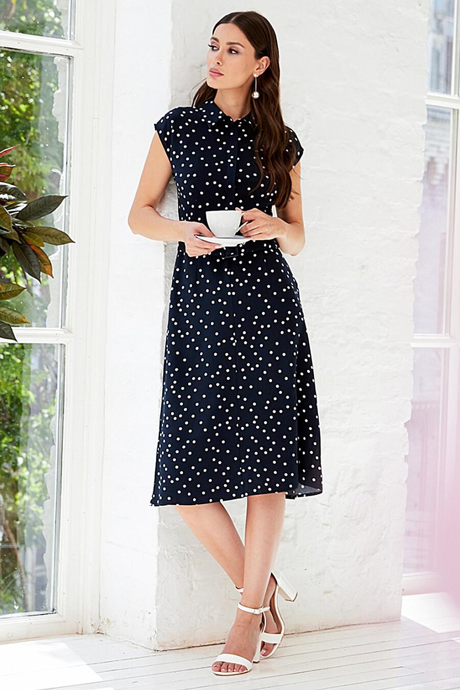 Платье для женщин VITTORIA VICCI 162200 купить оптом от производителя. Совместная покупка женской одежды в OptMoyo
