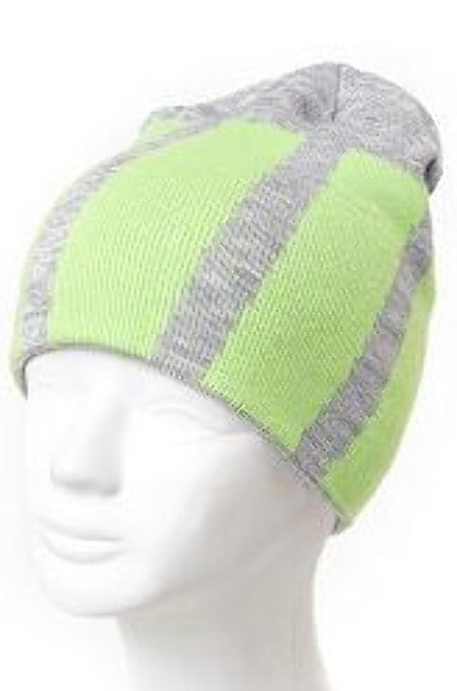 Шапка для женщин CLEVER 164399 купить оптом от производителя. Совместная покупка женской одежды в OptMoyo
