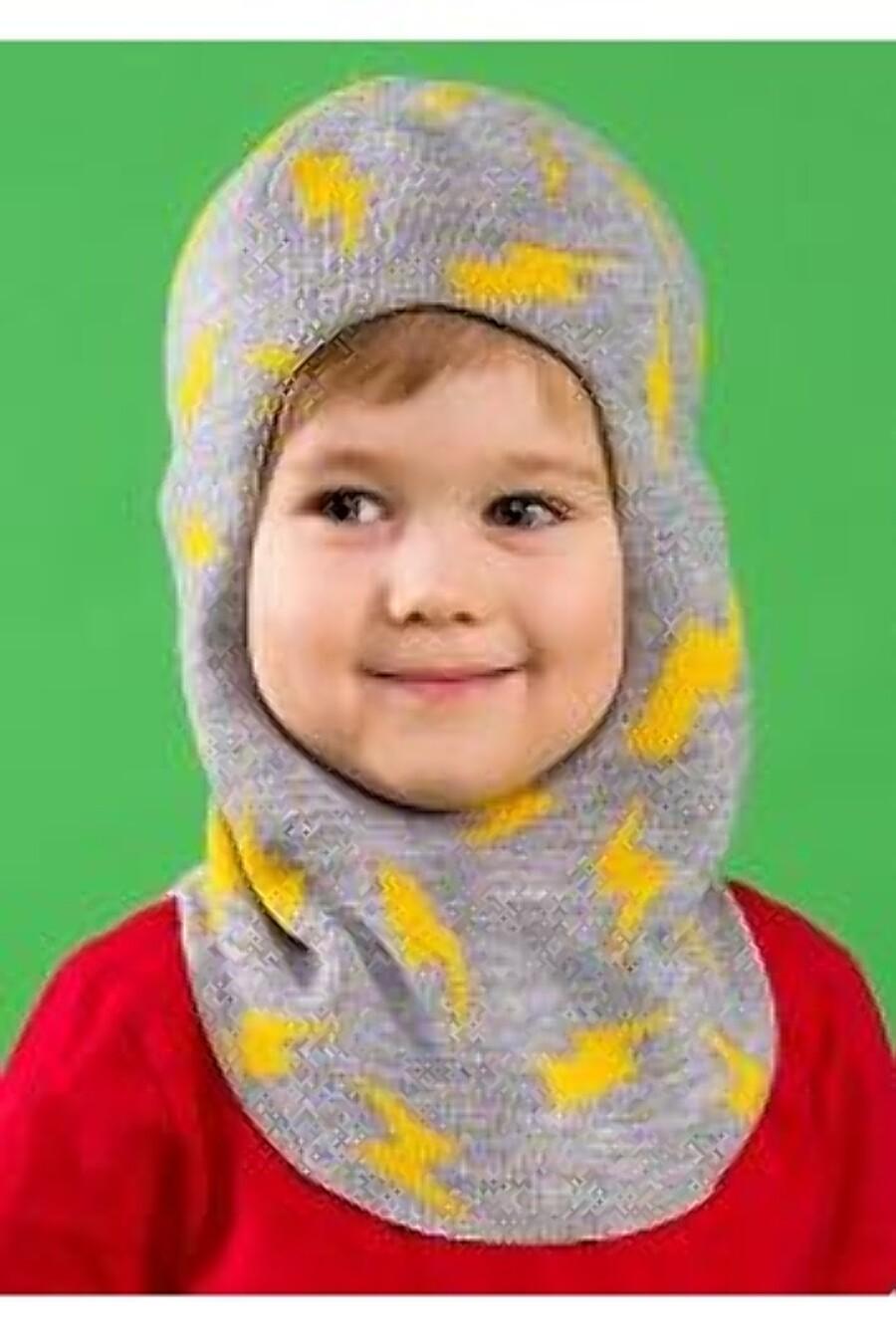 Шапка для девочек CLEVER 164432 купить оптом от производителя. Совместная покупка детской одежды в OptMoyo