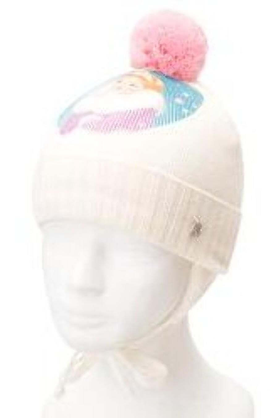 Шапка для девочек CLEVER 164549 купить оптом от производителя. Совместная покупка детской одежды в OptMoyo