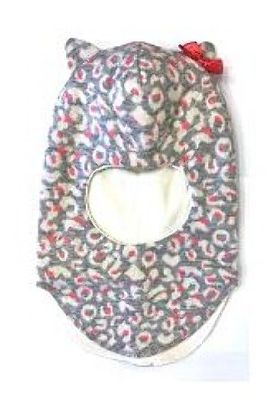 Шапка для девочек CLEVER 164552 купить оптом от производителя. Совместная покупка детской одежды в OptMoyo