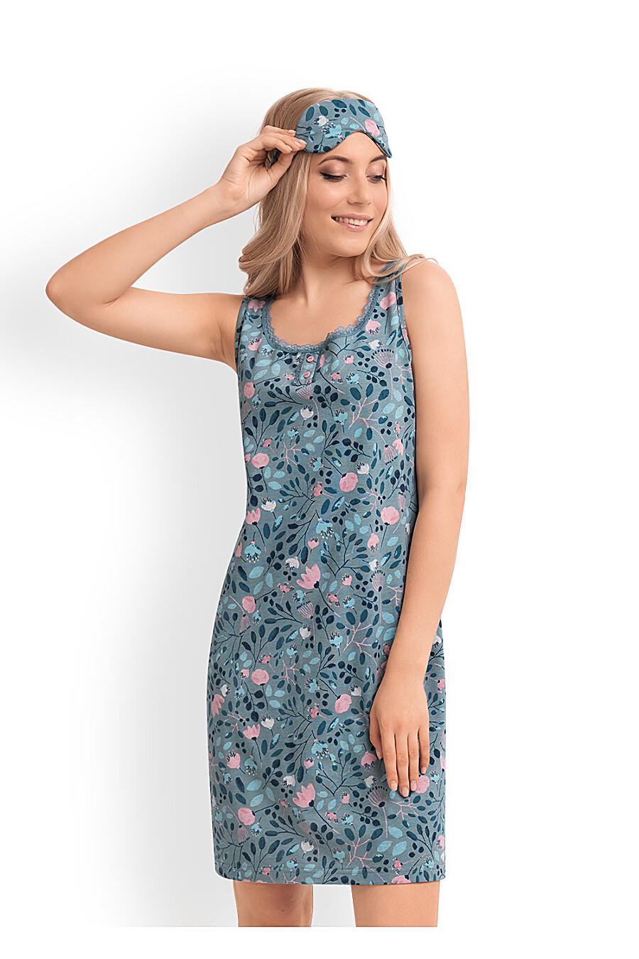 Сорочка для женщин CLEVER 169218 купить оптом от производителя. Совместная покупка женской одежды в OptMoyo