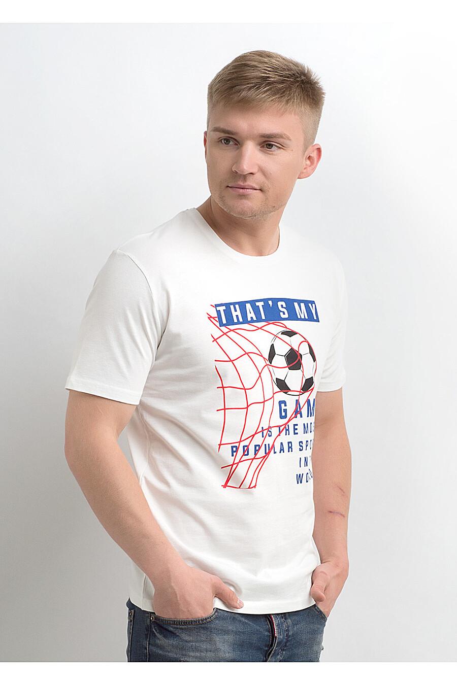 Футболка CLEVER (169295), купить в Moyo.moda