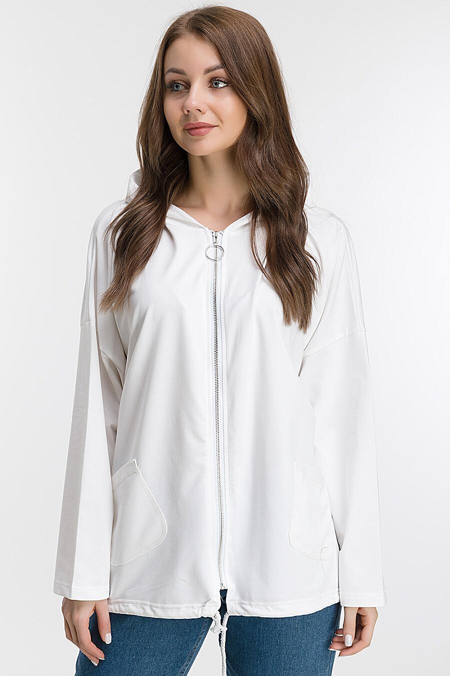 Ветровка для женщин MODALIME 169444 купить оптом от производителя. Совместная покупка женской одежды в OptMoyo