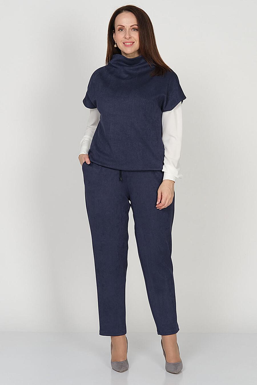 Жилет для женщин AMARTI 169517 купить оптом от производителя. Совместная покупка женской одежды в OptMoyo
