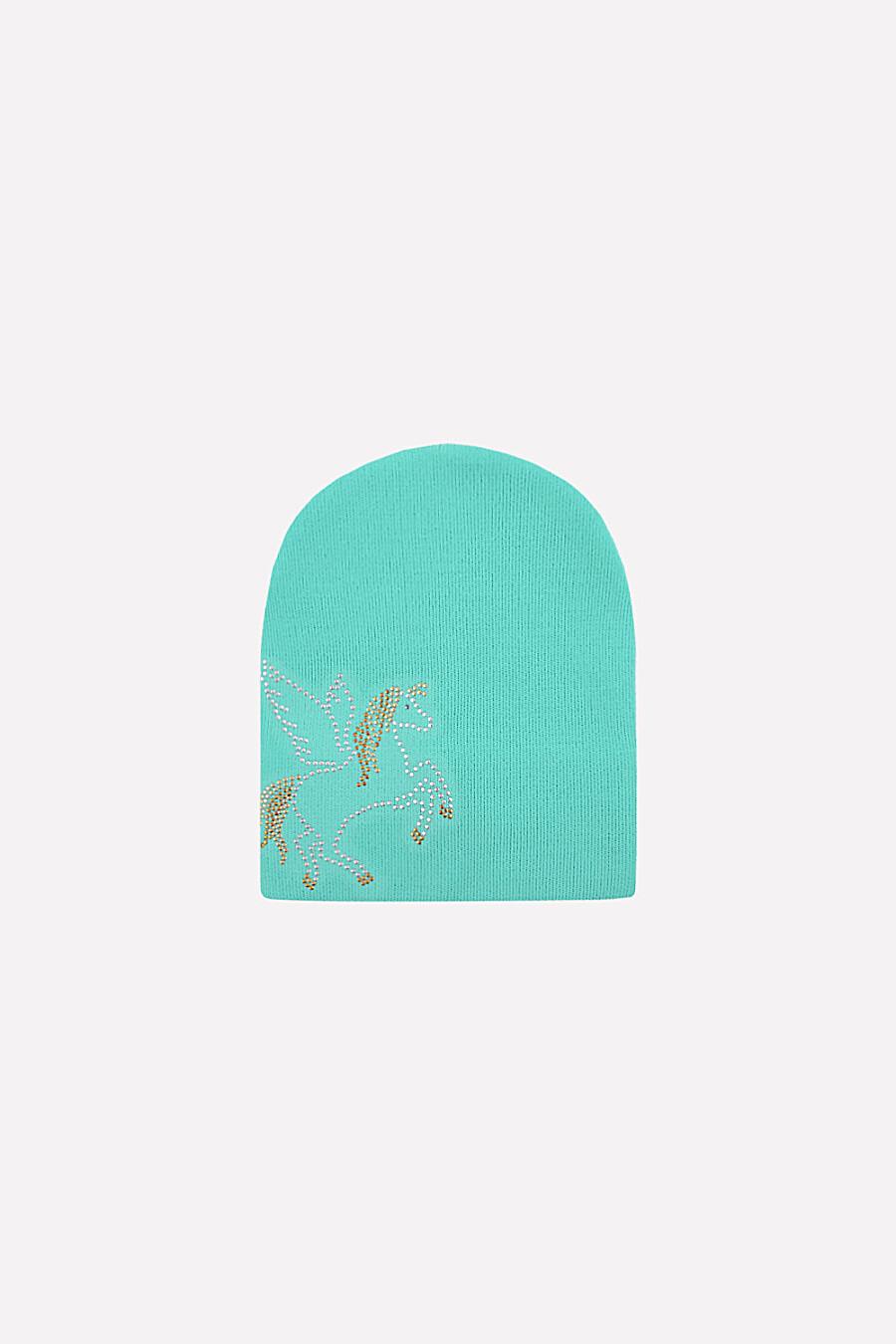 Шапка для девочек CROCKID 175874 купить оптом от производителя. Совместная покупка детской одежды в OptMoyo