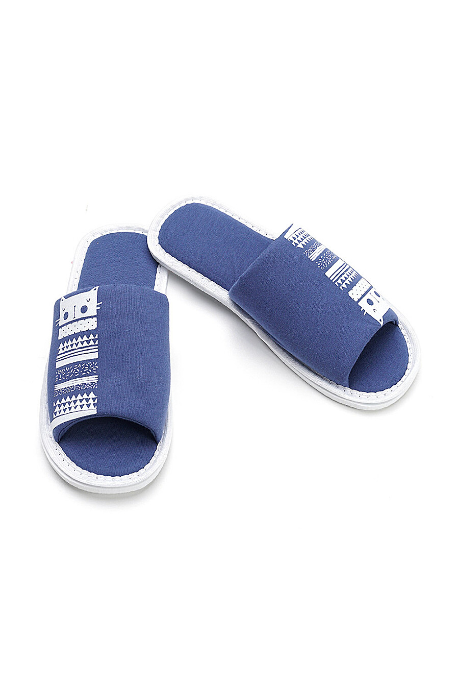 Тапочки для женщин CLEVER 176006 купить оптом от производителя. Совместная покупка женской одежды в OptMoyo