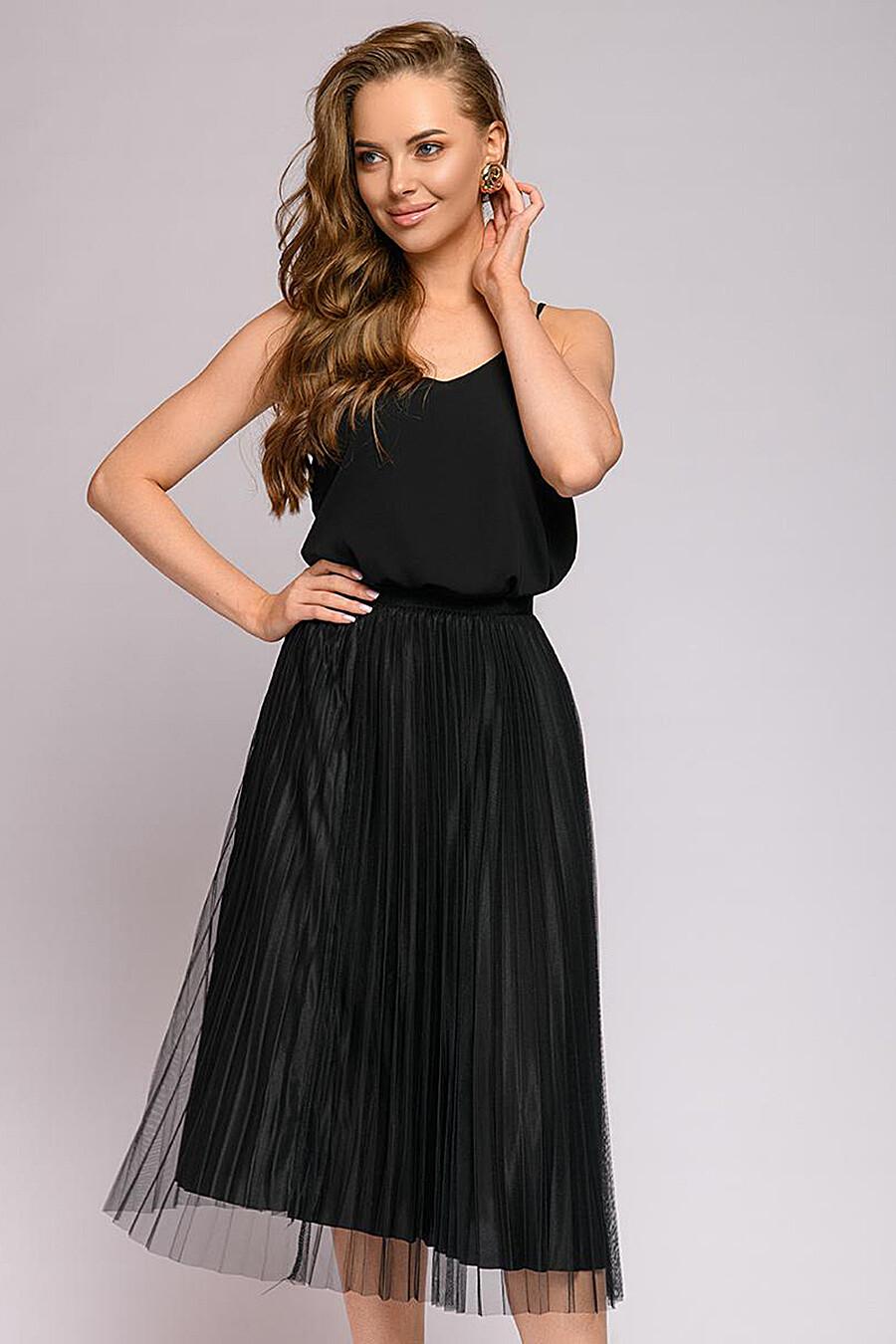 Юбка для женщин 1001 DRESS 176151 купить оптом от производителя. Совместная покупка женской одежды в OptMoyo