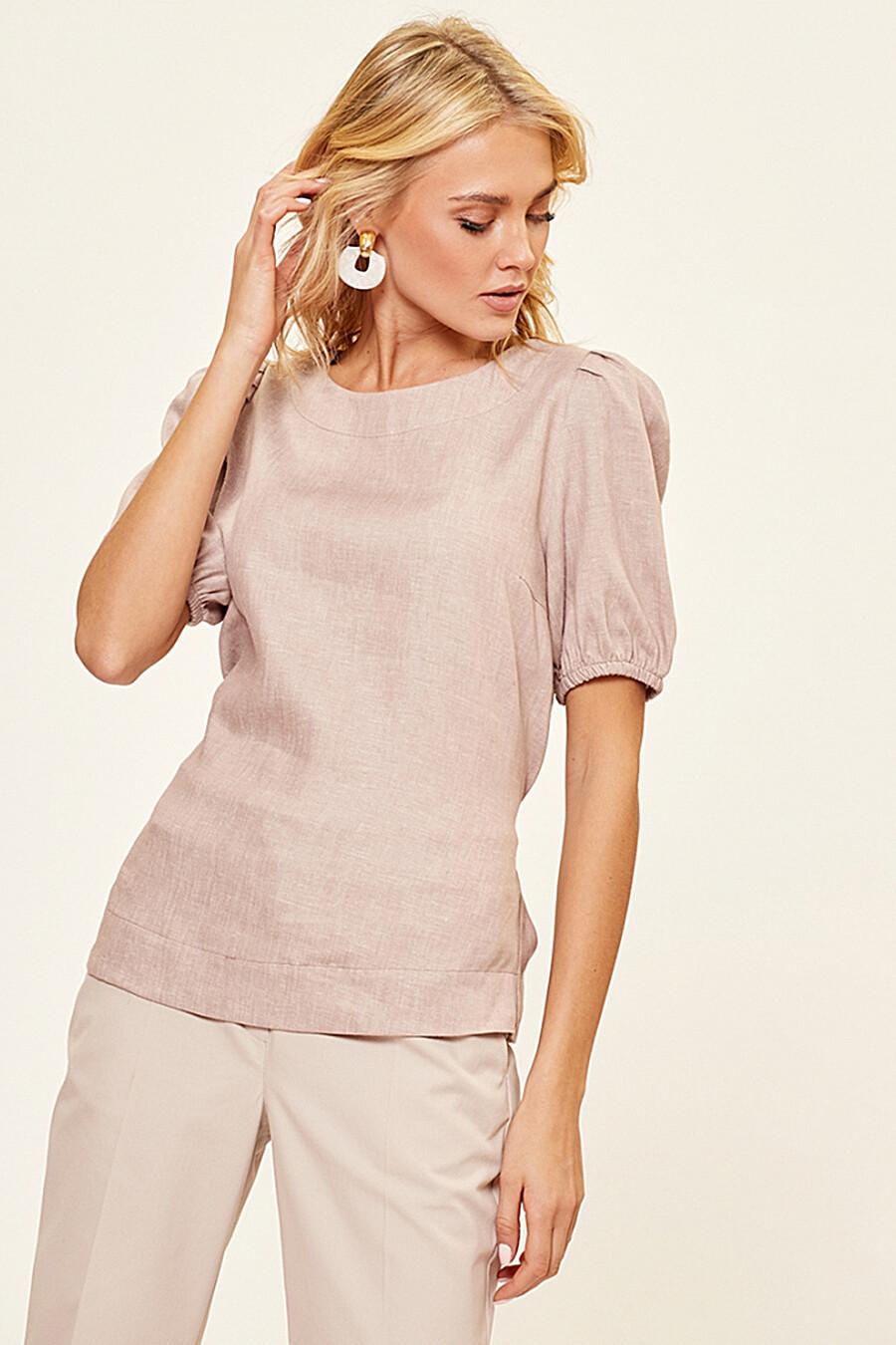 Блуза для женщин VITTORIA VICCI 184820 купить оптом от производителя. Совместная покупка женской одежды в OptMoyo