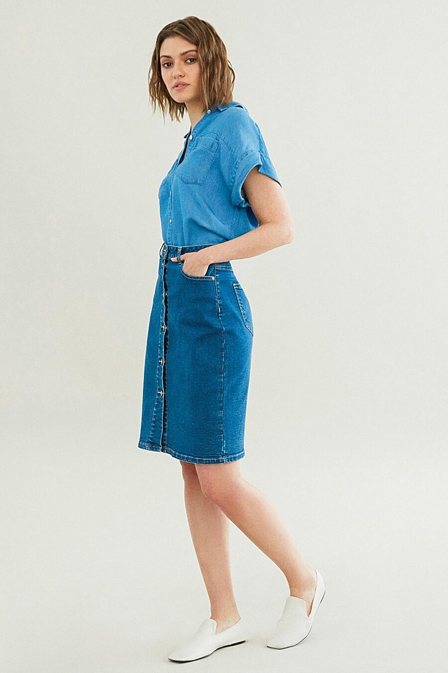 Юбка для женщин ZARINA 205090 купить оптом от производителя. Совместная покупка женской одежды в OptMoyo