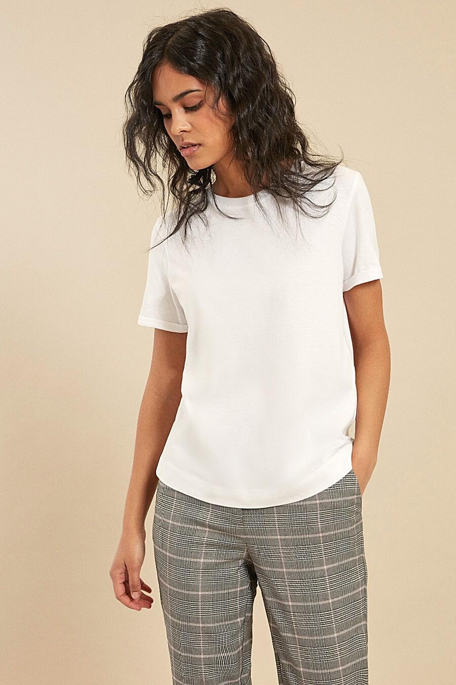 Блуза для женщин ZARINA 205107 купить оптом от производителя. Совместная покупка женской одежды в OptMoyo
