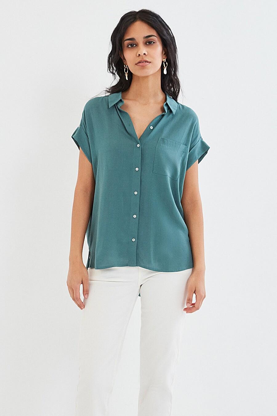 Блуза для женщин ZARINA 205259 купить оптом от производителя. Совместная покупка женской одежды в OptMoyo