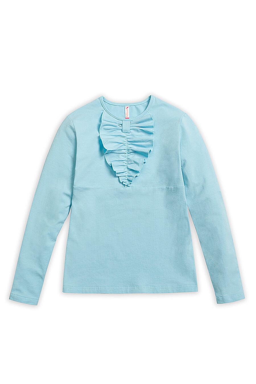 Блузка для девочек PELICAN 218540 купить оптом от производителя. Совместная покупка детской одежды в OptMoyo