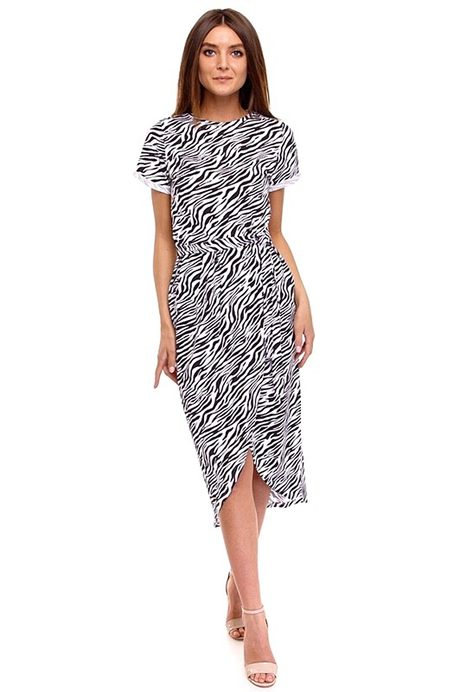 Платье для женщин АПРЕЛЬ 218900 купить оптом от производителя. Совместная покупка женской одежды в OptMoyo
