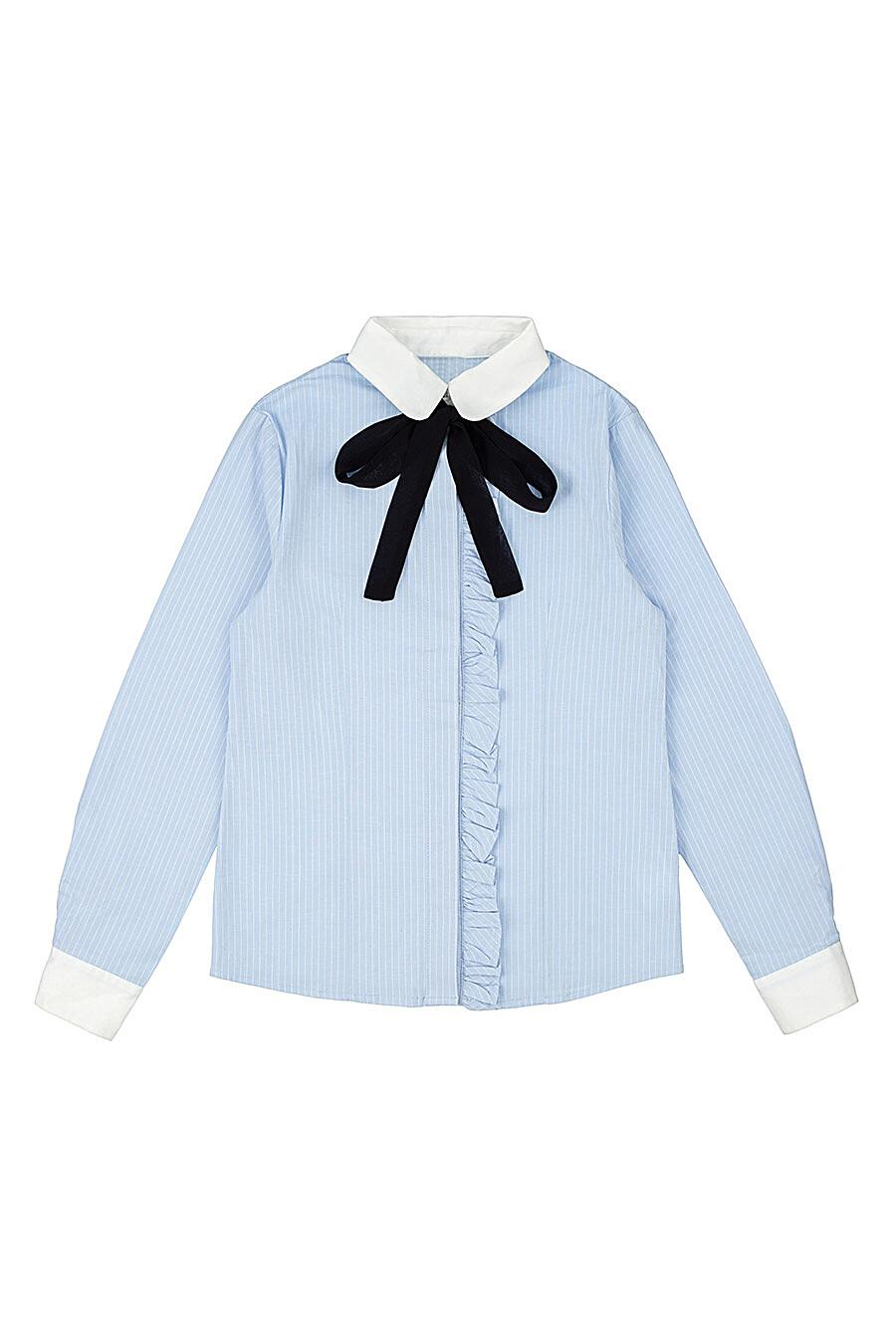 Блуза для девочек IN FUNT 219146 купить оптом от производителя. Совместная покупка детской одежды в OptMoyo