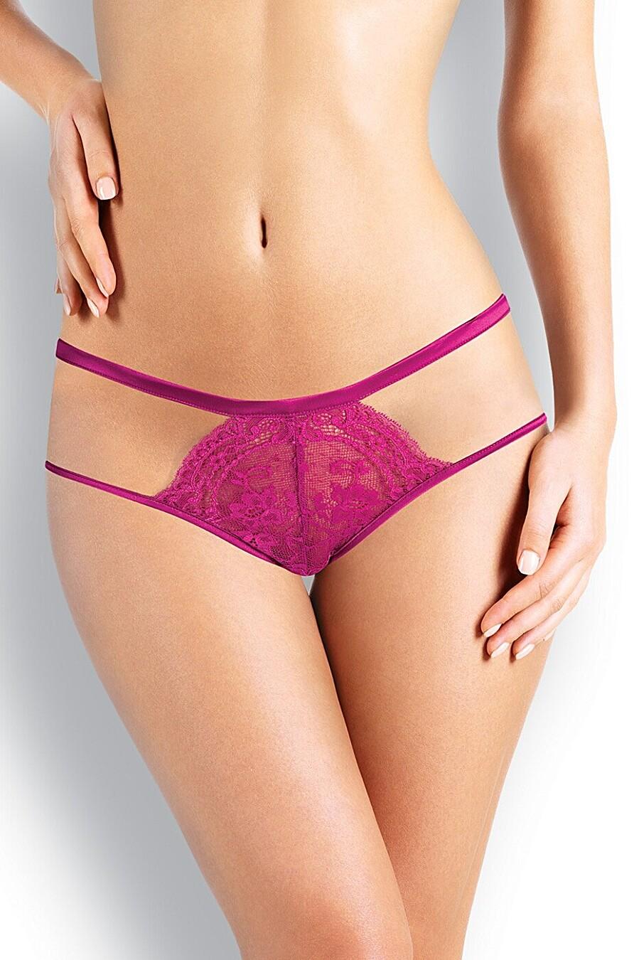 Трусы для женщин CLEVER 219581 купить оптом от производителя. Совместная покупка женской одежды в OptMoyo