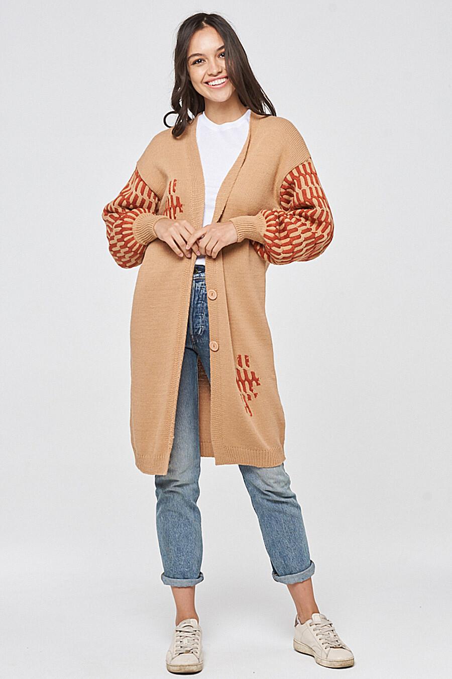 Жакет для женщин VAY 226901 купить оптом от производителя. Совместная покупка женской одежды в OptMoyo