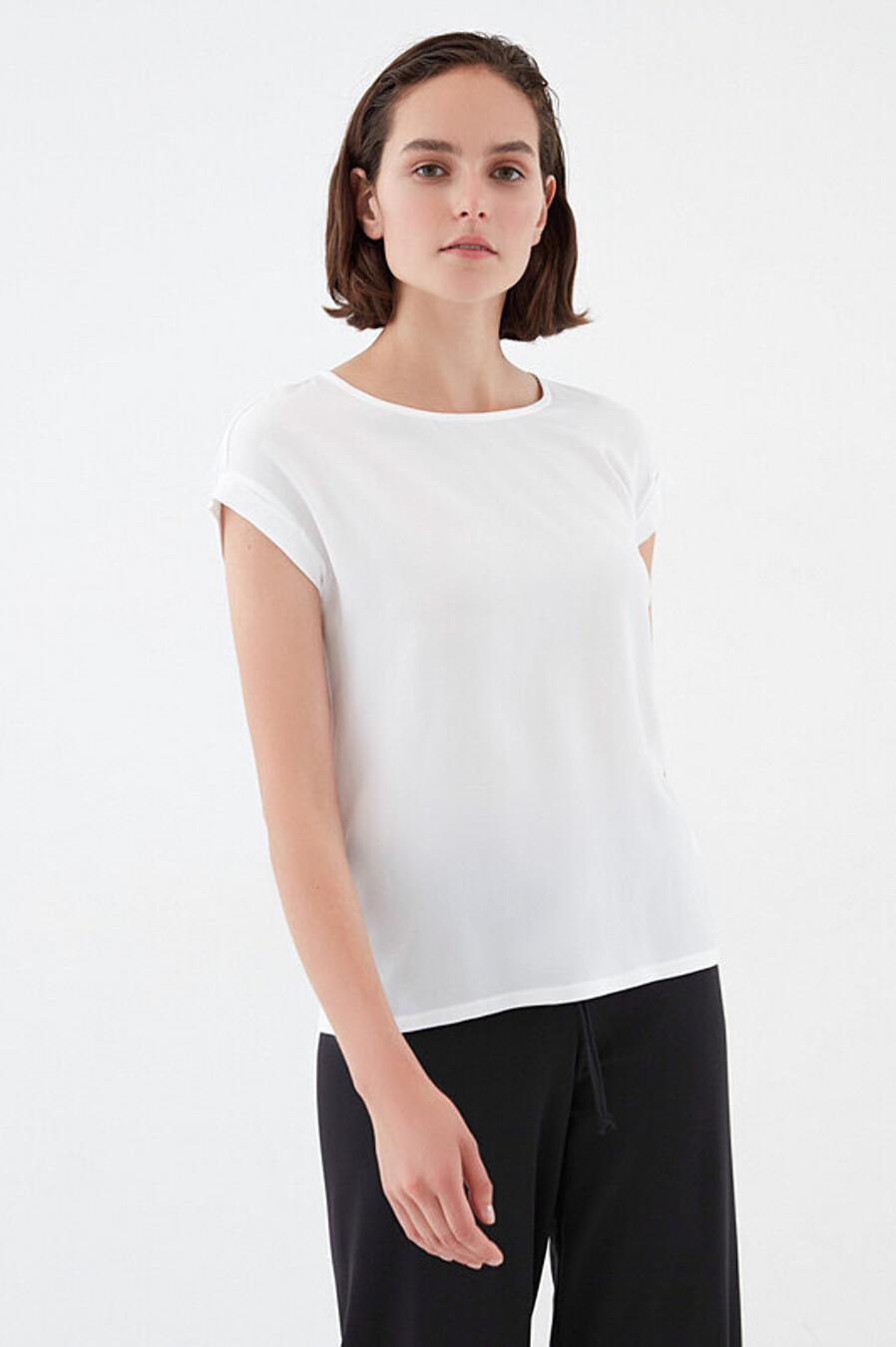 Блуза для женщин ZARINA 227000 купить оптом от производителя. Совместная покупка женской одежды в OptMoyo
