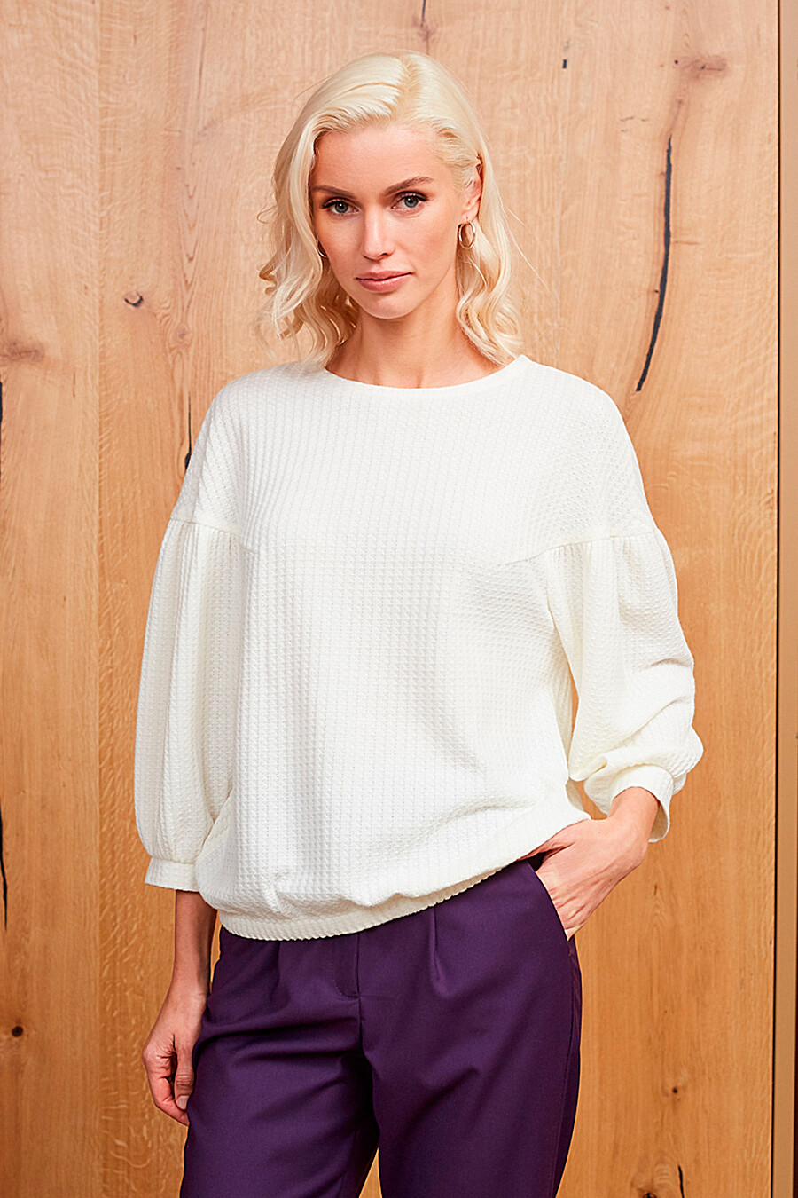 Свитшот для женщин VITTORIA VICCI 239165 купить оптом от производителя. Совместная покупка женской одежды в OptMoyo