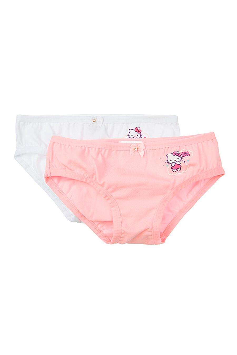 Набор трусов 2 шт. для девочек PLAYTODAY 239537 купить оптом от производителя. Совместная покупка детской одежды в OptMoyo