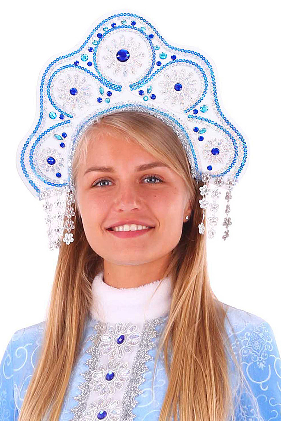 Кокошник для женщин BATIK 247262 купить оптом от производителя. Совместная покупка женской одежды в OptMoyo