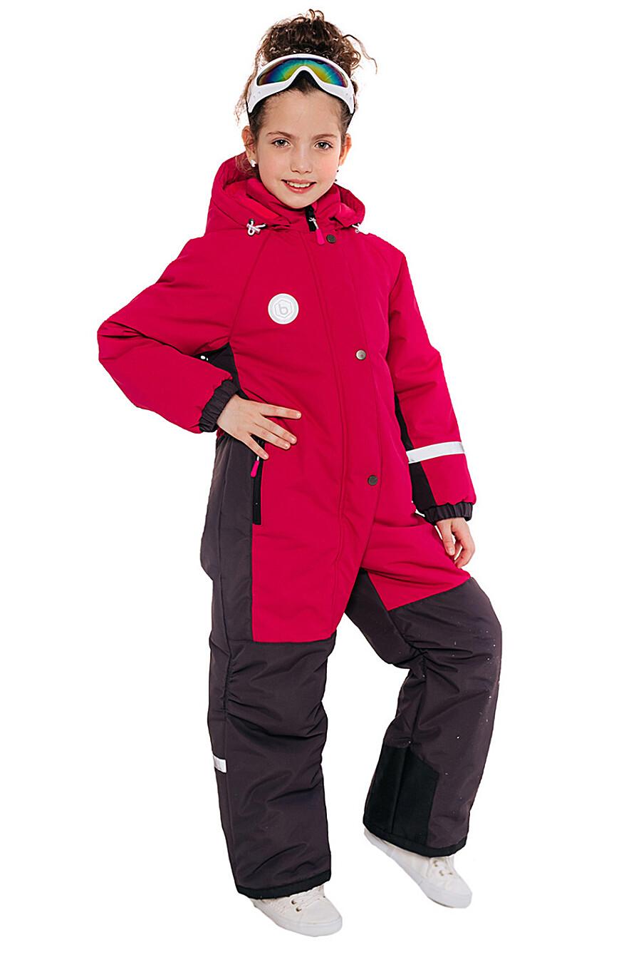 Комбинезон для девочек BATIK 247325 купить оптом от производителя. Совместная покупка детской одежды в OptMoyo