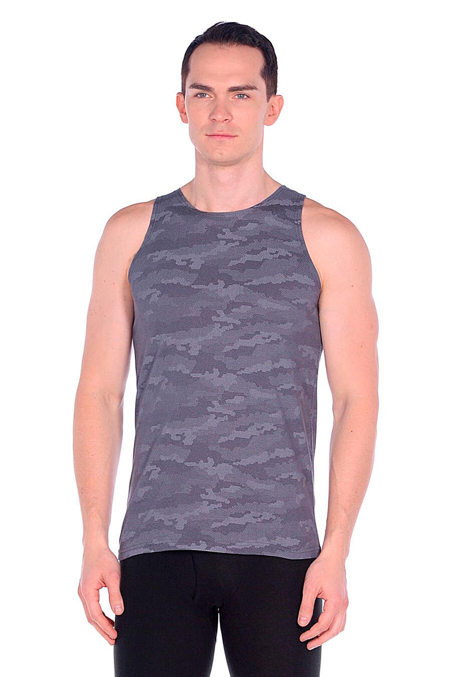 Майка для мужчин N.O.A. 247490 купить оптом от производителя. Совместная покупка мужской одежды в OptMoyo