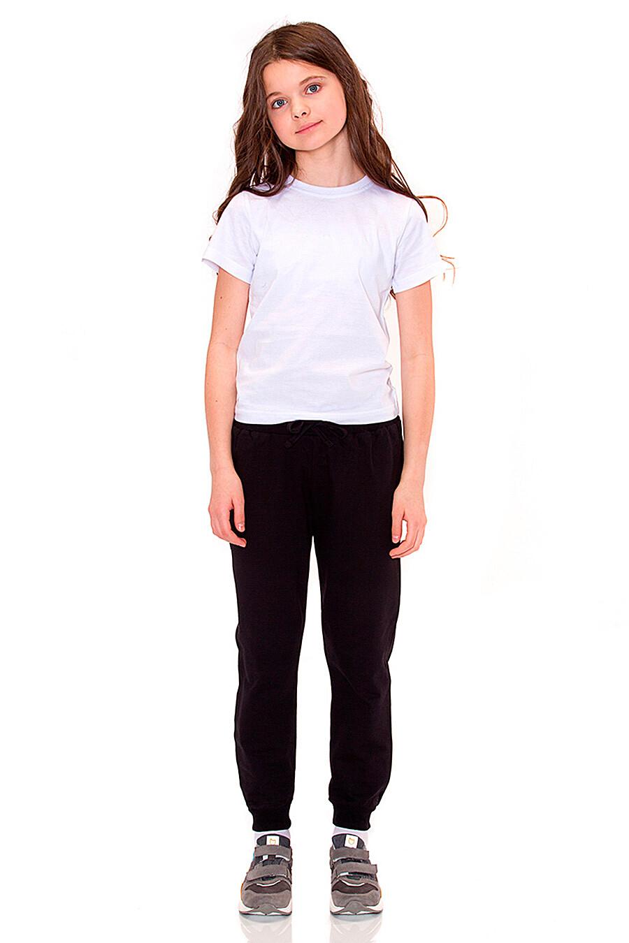 Брюки для девочек N.O.A. 247493 купить оптом от производителя. Совместная покупка детской одежды в OptMoyo