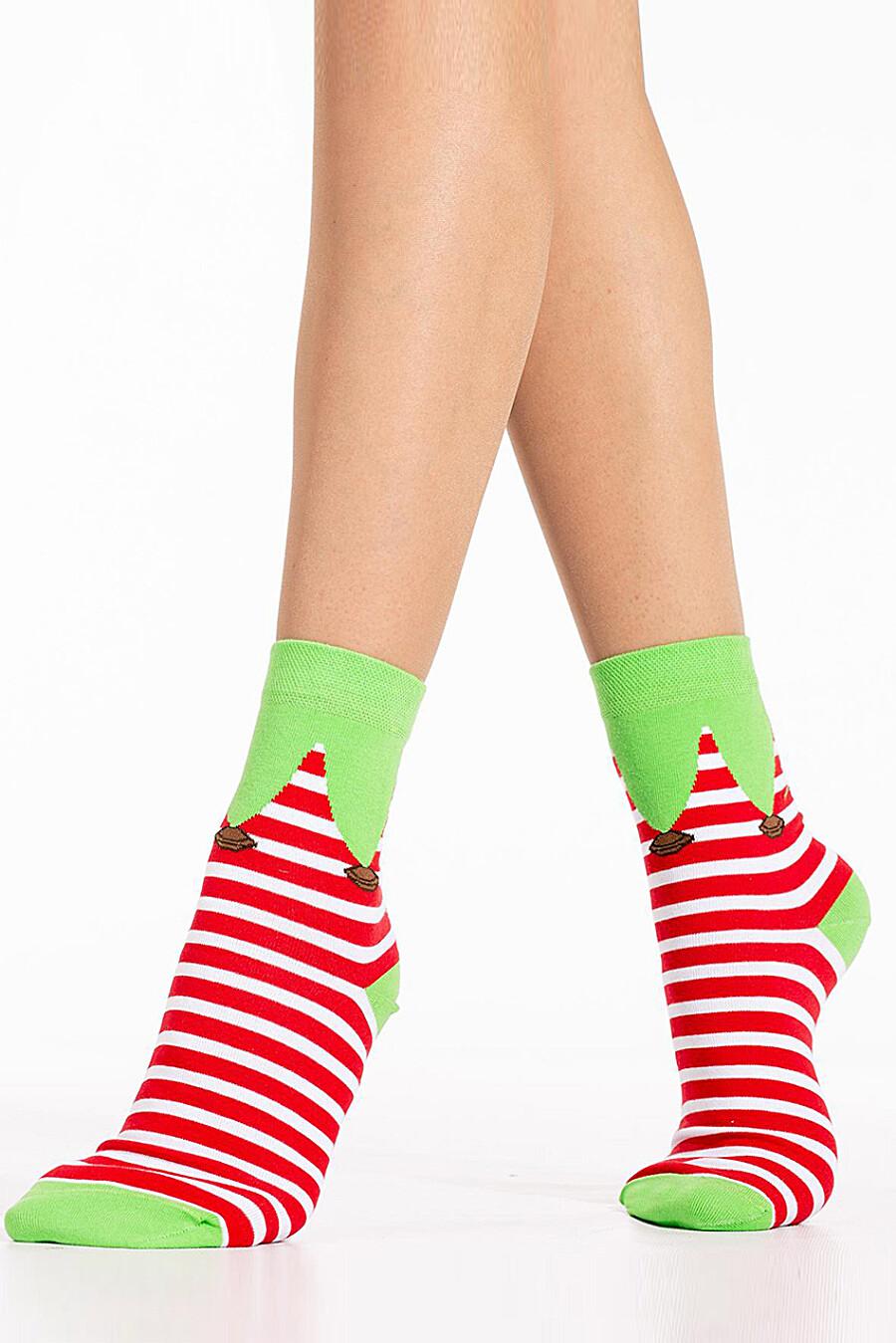 Носки для женщин GIULIA 260687 купить оптом от производителя. Совместная покупка женской одежды в OptMoyo