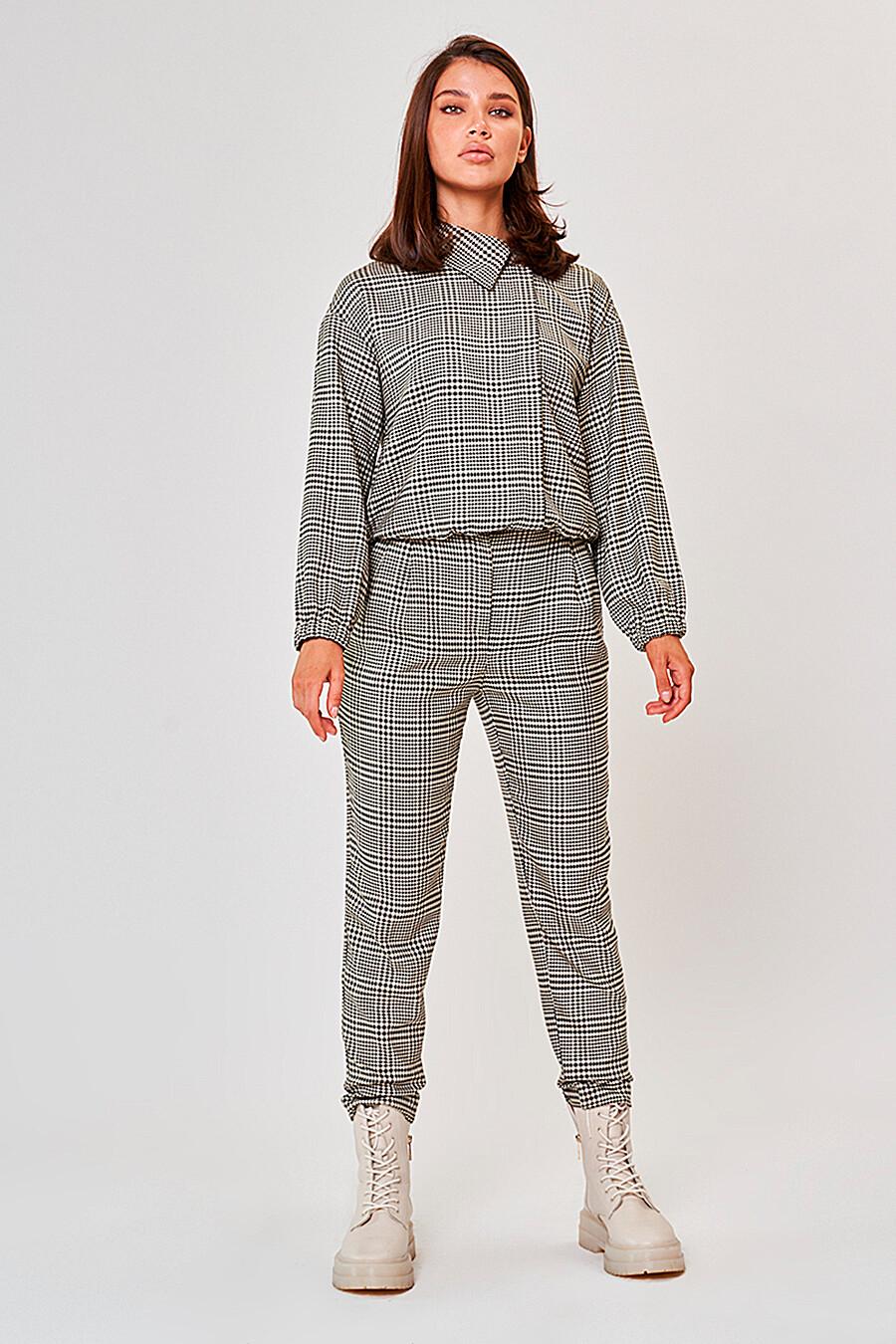Костюм (Жакет и брюки) для женщин VITTORIA VICCI 261083 купить оптом от производителя. Совместная покупка женской одежды в OptMoyo