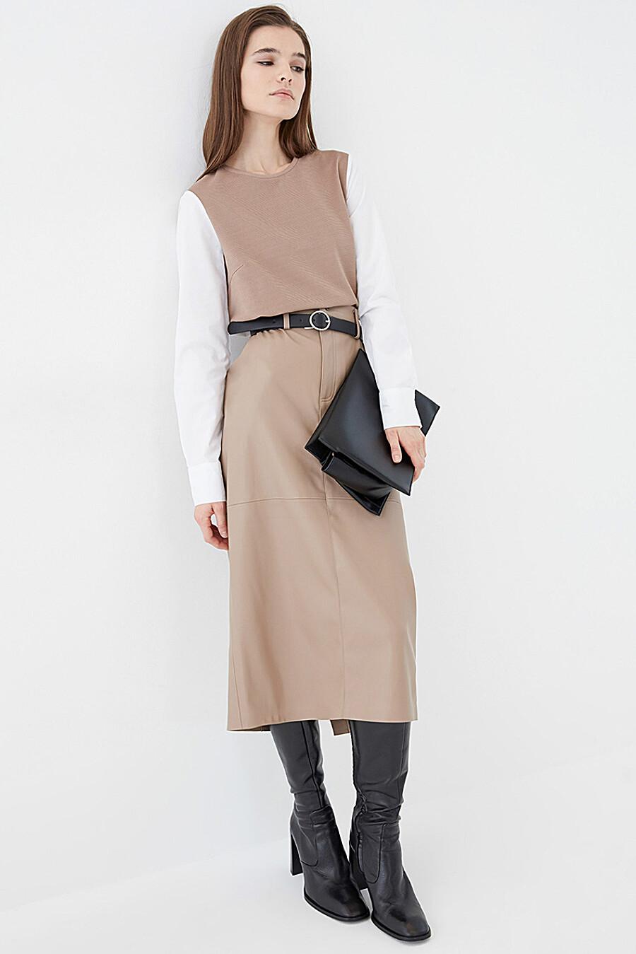 Юбка для женщин ZARINA 261209 купить оптом от производителя. Совместная покупка женской одежды в OptMoyo