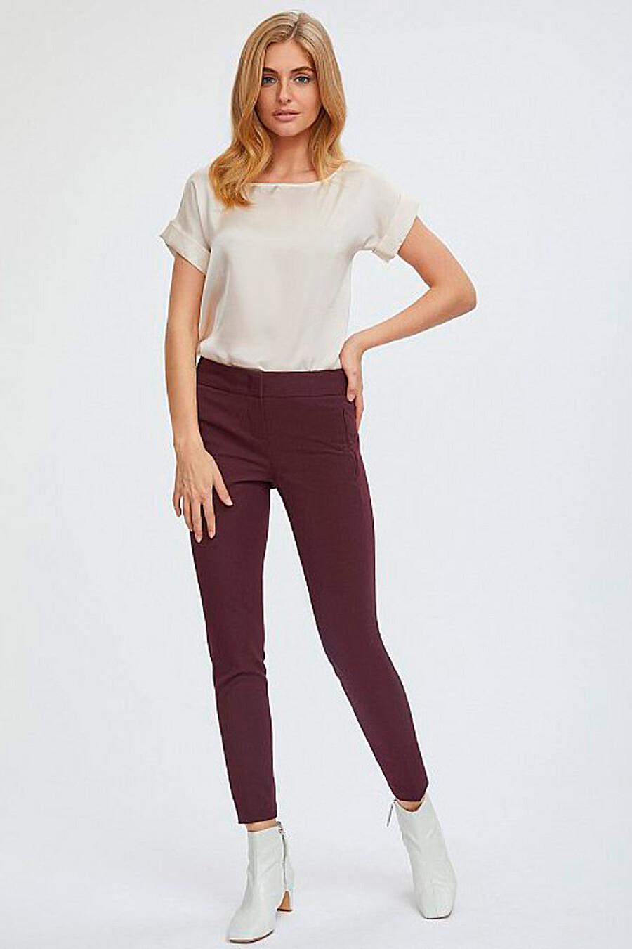 Брюки для женщин CALISTA 272294 купить оптом от производителя. Совместная покупка женской одежды в OptMoyo