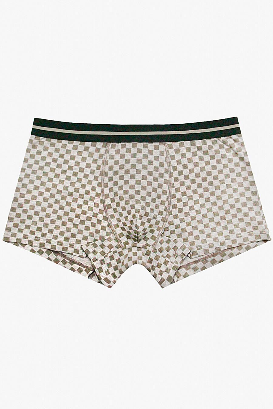Трусы для мужчин INDEFINI 272390 купить оптом от производителя. Совместная покупка мужской одежды в OptMoyo