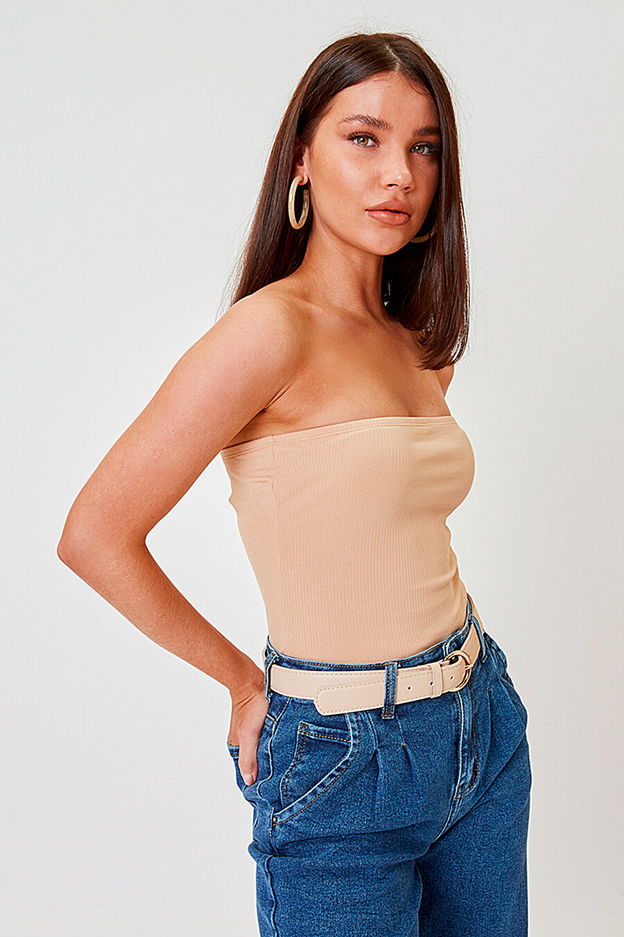 Топ-бандо для женщин VITTORIA VICCI 272615 купить оптом от производителя. Совместная покупка женской одежды в OptMoyo