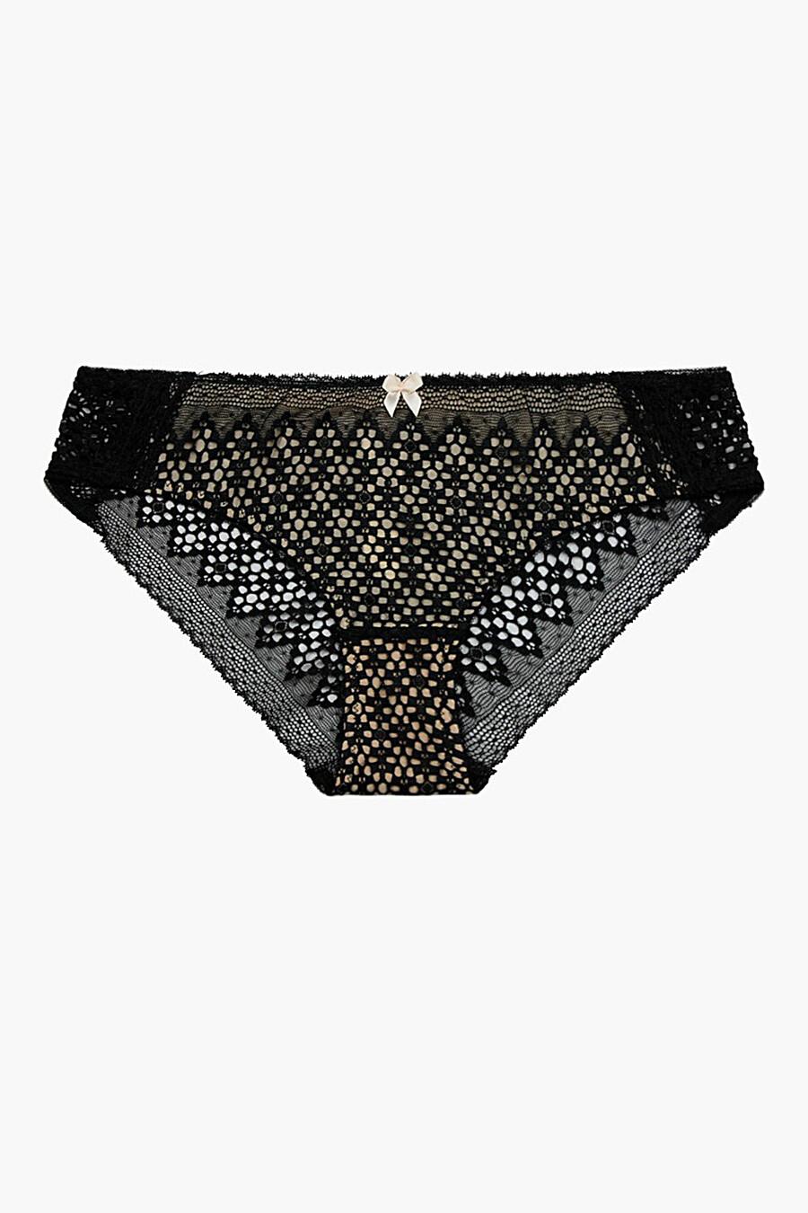 Трусы для женщин INDEFINI 288785 купить оптом от производителя. Совместная покупка женской одежды в OptMoyo