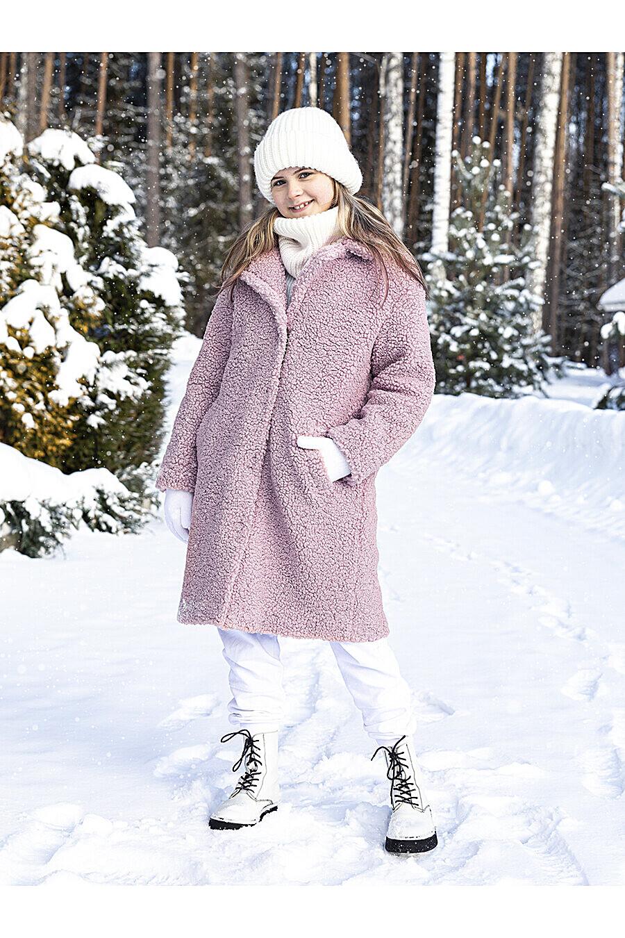 Пальто 6з5621 пудровый NIKASTYLE (289019), купить в Moyo.moda