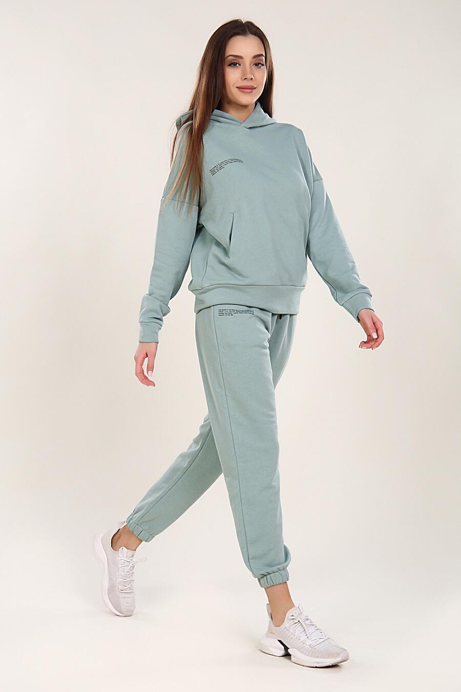 Костюм 16038 для женщин НАТАЛИ 289682 купить оптом от производителя. Совместная покупка женской одежды в OptMoyo