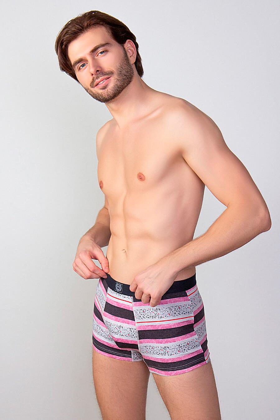 Трусы для мужчин INDEFINI 321779 купить оптом от производителя. Совместная покупка мужской одежды в OptMoyo