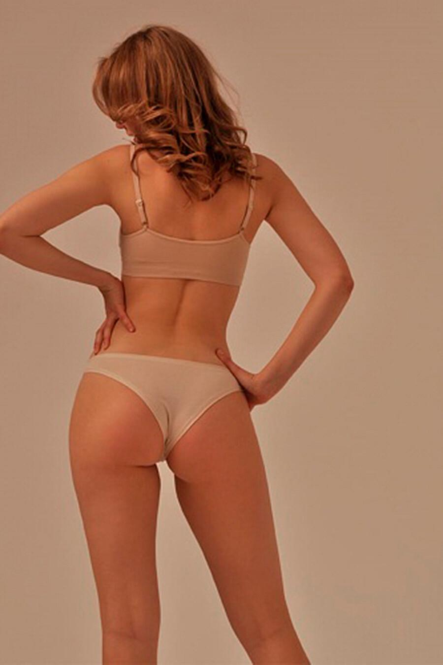 RP трусы DB002 BRASILIANO DONNA (3 шт.) (4/32) для женщин ROSSOPORPORA 334739 купить оптом от производителя. Совместная покупка женской одежды в OptMoyo