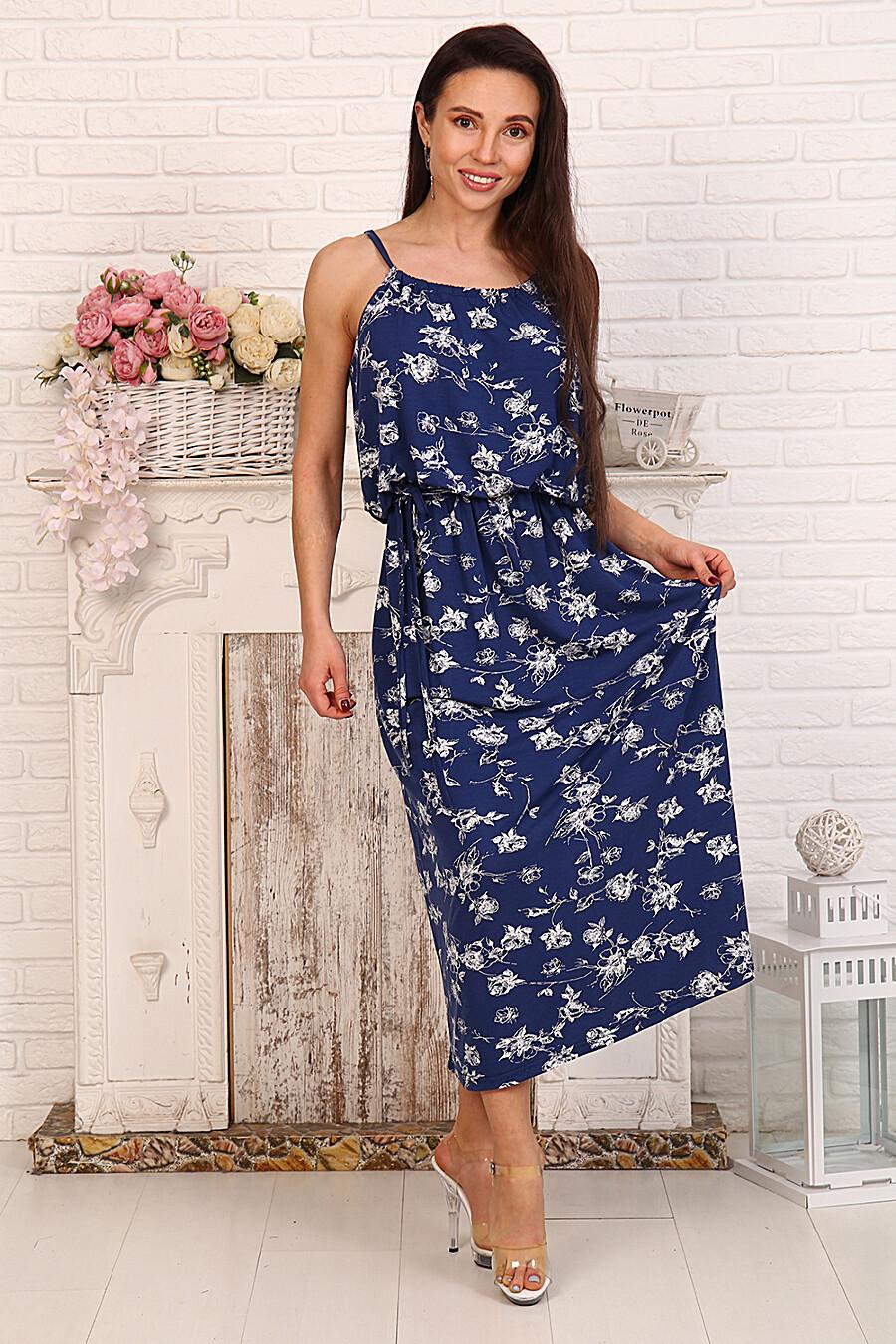 Платье 27559 для женщин НАТАЛИ 334769 купить оптом от производителя. Совместная покупка женской одежды в OptMoyo