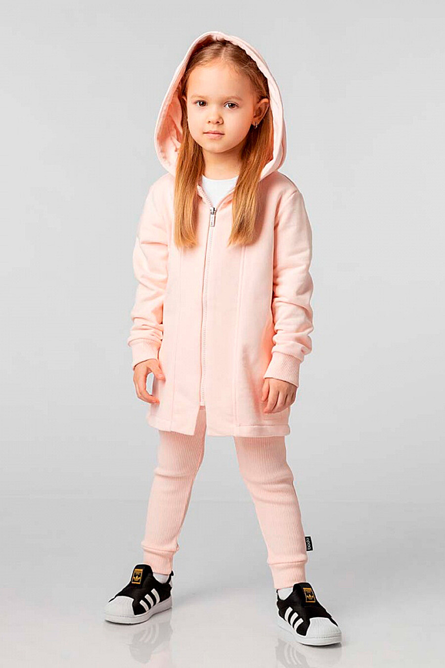 Толстовка для девочек BODO 334922 купить оптом от производителя. Совместная покупка детской одежды в OptMoyo